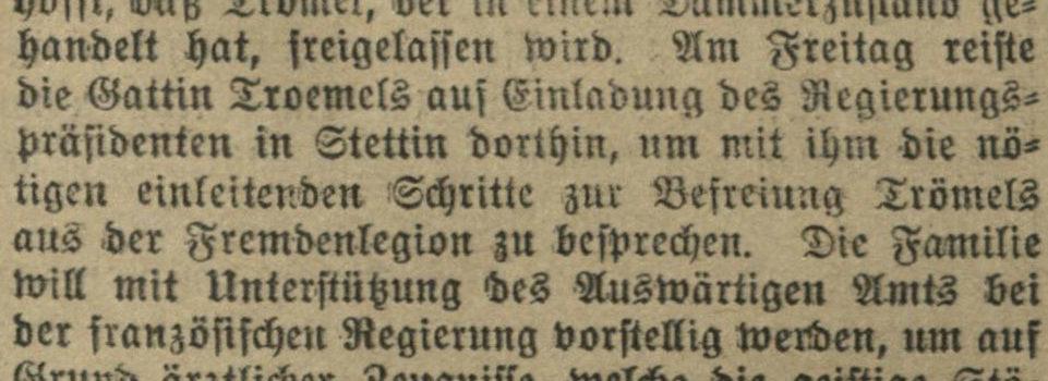 11.05.1913 Greifswalder Zeitung