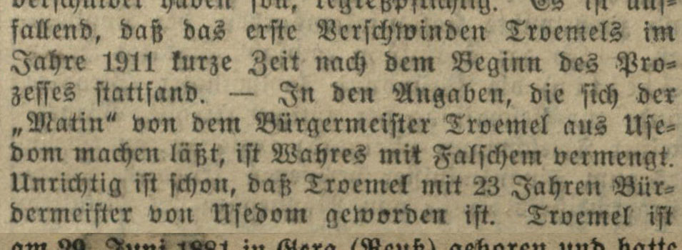 21.05.1913 Greifswalder Zeitung