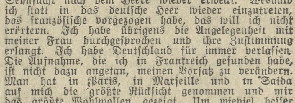 22.05.1913 Stralsundische Zeitung