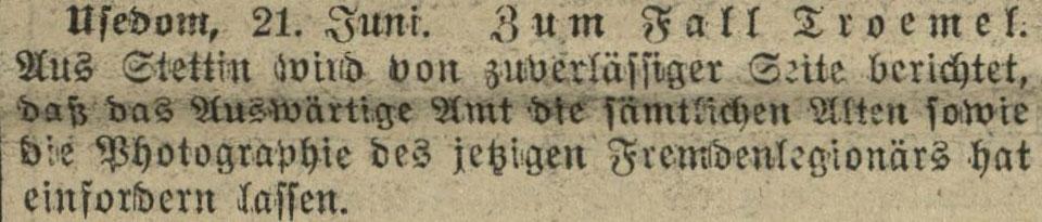 22.06.1913 Greifswalder Zeitung