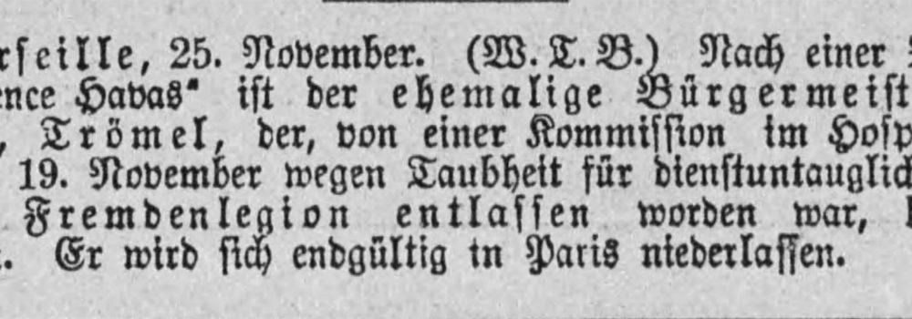 26.11.1913 Reichsanzeiger