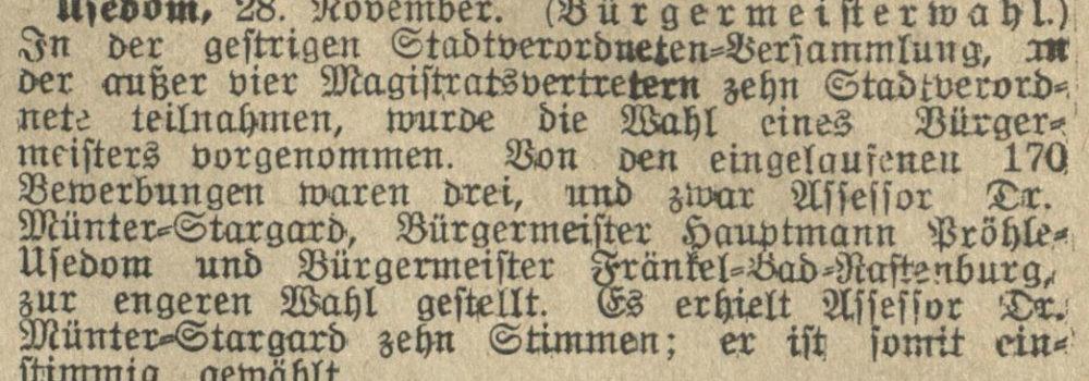 30.11.1913 Stralsundische Zeitung