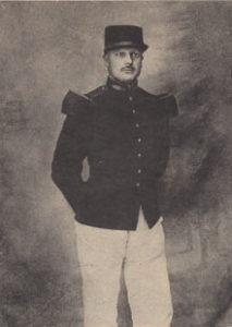 Otto Paul Trömel als Fremdenlegionär in Algerien (Mai 1913)