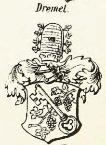 Wappen des Ratsherren Philipp Dremel