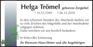 Helga Trömel