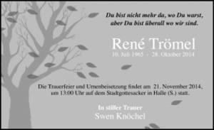 Rene Trömel